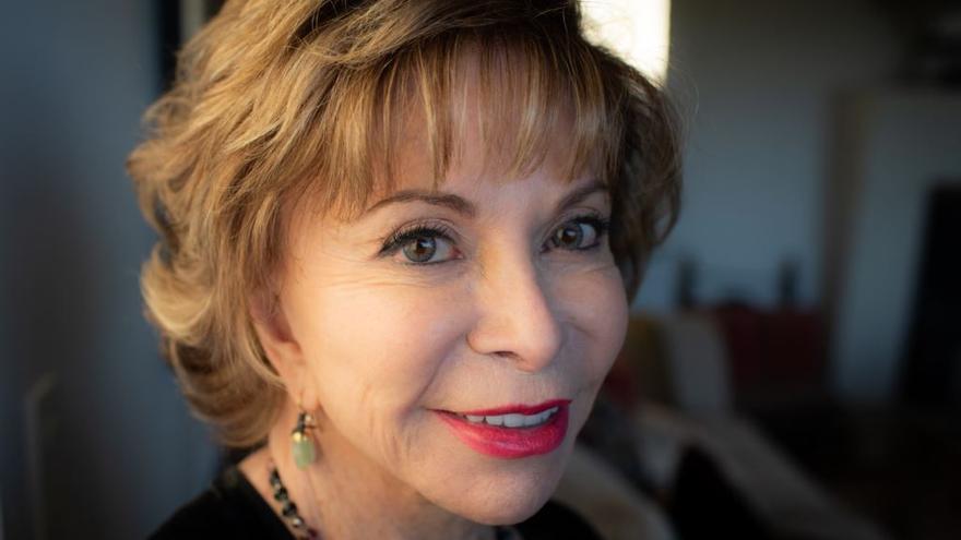 Isabel Allende. Foto: Plaza Janés.