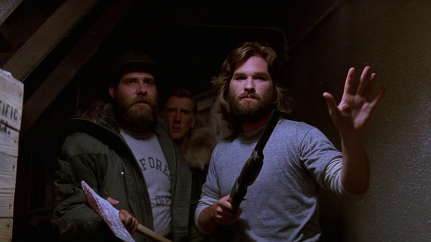 La cosa (Carpenter, 1982)