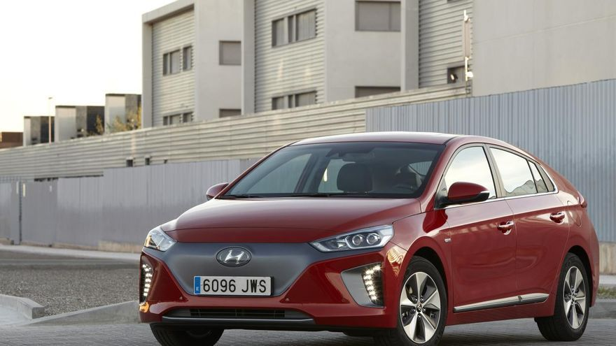 Con el Ioniq, Hyundai no solo ha introducido un modelo de vocación ecológica.