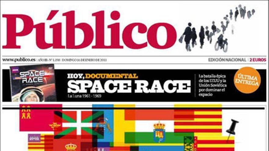 De las portadas del día (16/01/2011) #10