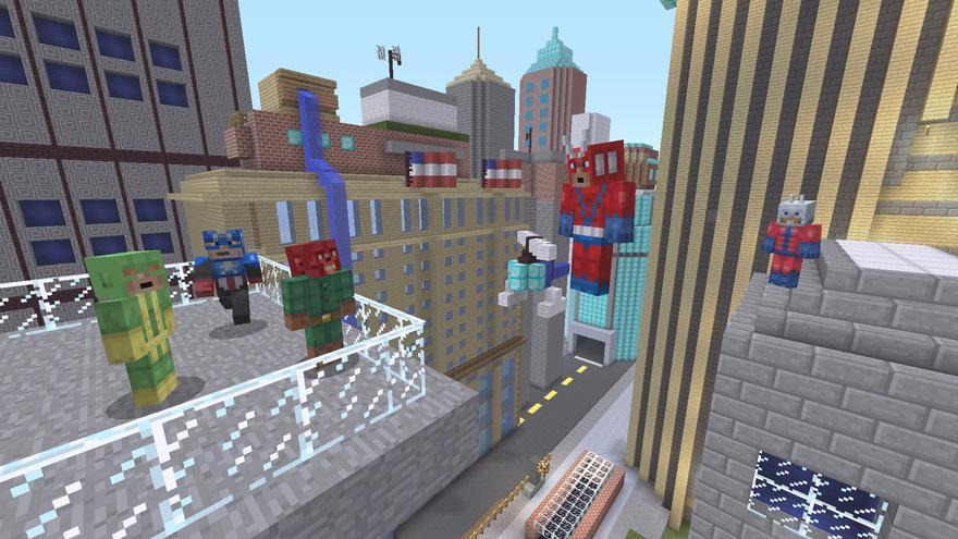 Minecraft Xbox One Editon