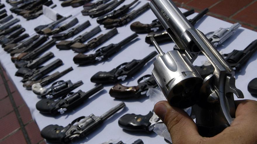 EE.UU. dedicará 3,4 millones dólares a combatir el tráfico de armas en el Caribe