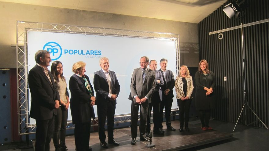 """Alfonso Alonso apela """"a la unidad de todos"""" ante el desafío nacionalista de Cataluña y el terrorismo yihadista"""