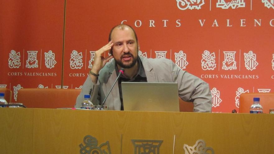 Moreno (PSPV) denuncia que el patrimonio inventariado de RTVV asciende a 100 millones pero la tasación lo deja en 39