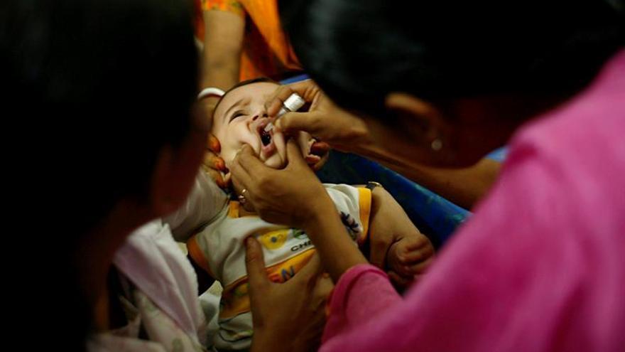 Comienza campaña vacunación contra cólera en Haití tras paso de huracán