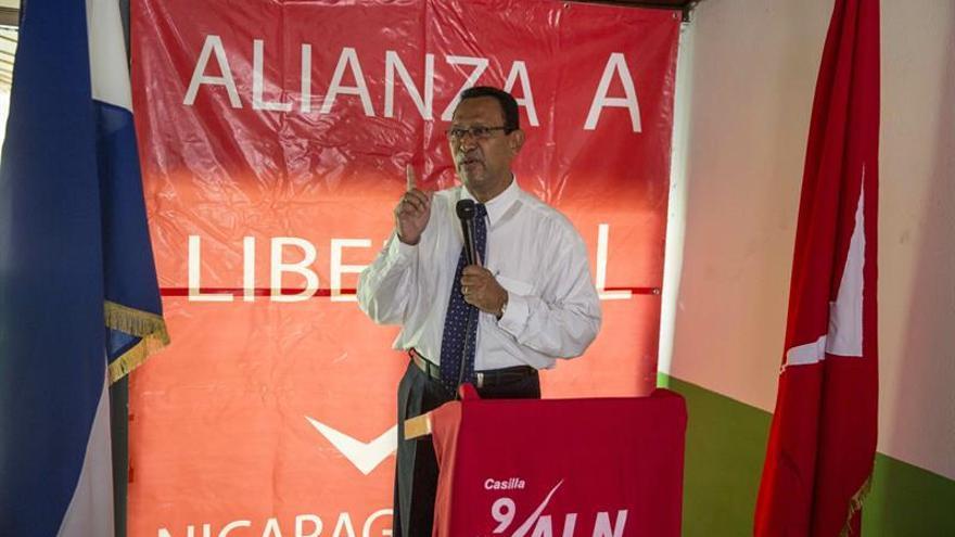 Excandidato a la Presidencia de Nicaragua denuncia irregularidades en las elecciones