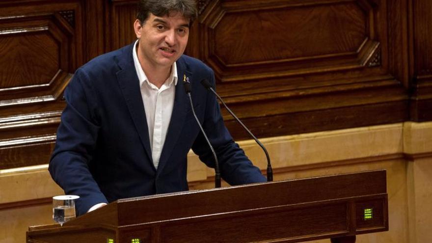 """ERC ve la derogación del decreto de empresas un """"gesto de cara a la galería"""""""