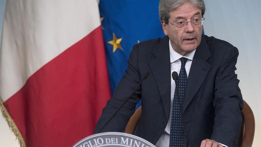 """Roma interviene de urgencia para la """"liquidación ordenada"""" de dos bancos vénetos"""