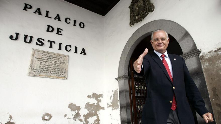 Domingo González Arroyo en una imagen de archivo.