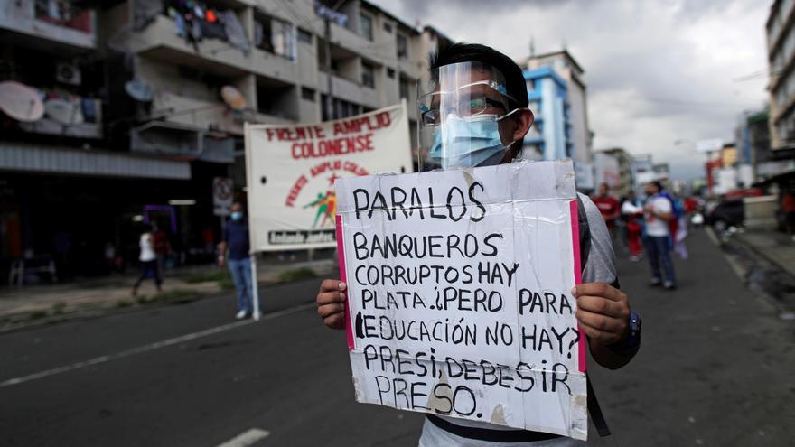 Exigen internet gratis para los estudiantes en Panamá en tiempos de pandemia