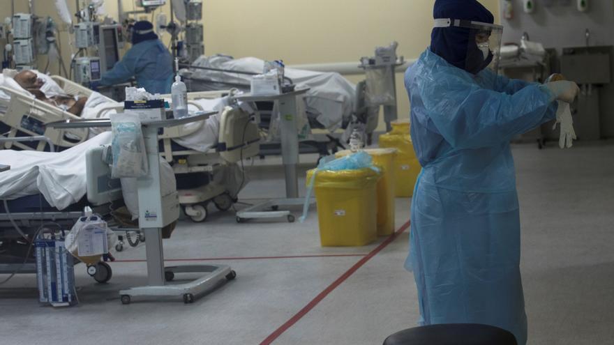 Chile registra 1.824 nuevos contagios y 52 fallecidos por la COVID-19