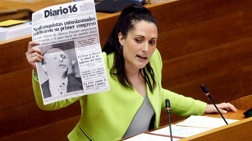 Aprobada la ley valenciana que reparará la dignidad de las víctimas franquistas