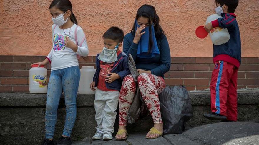 Save The Children pide fondos para salvar a millones de niños de la pandemia