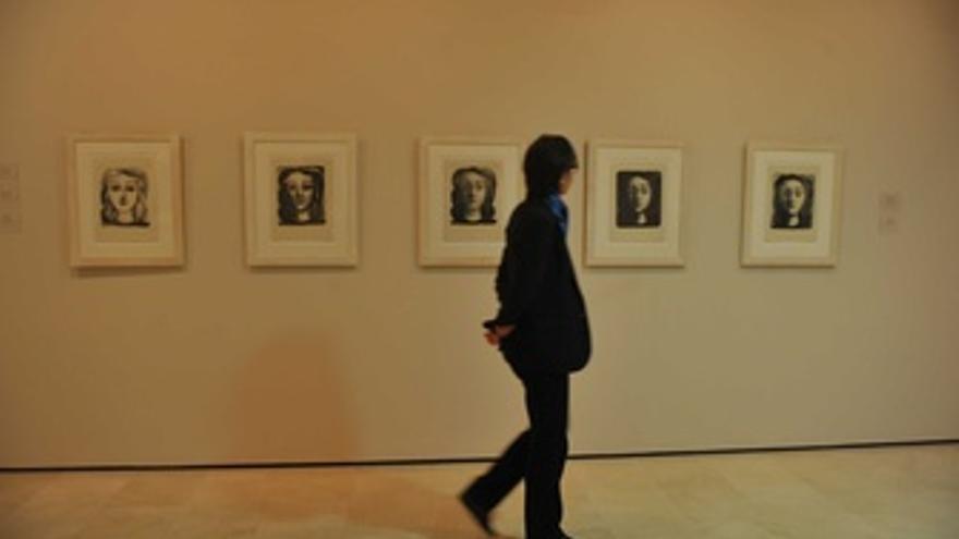 'Picasso: Variaciones. Obra Gráfica, 1945-1962'