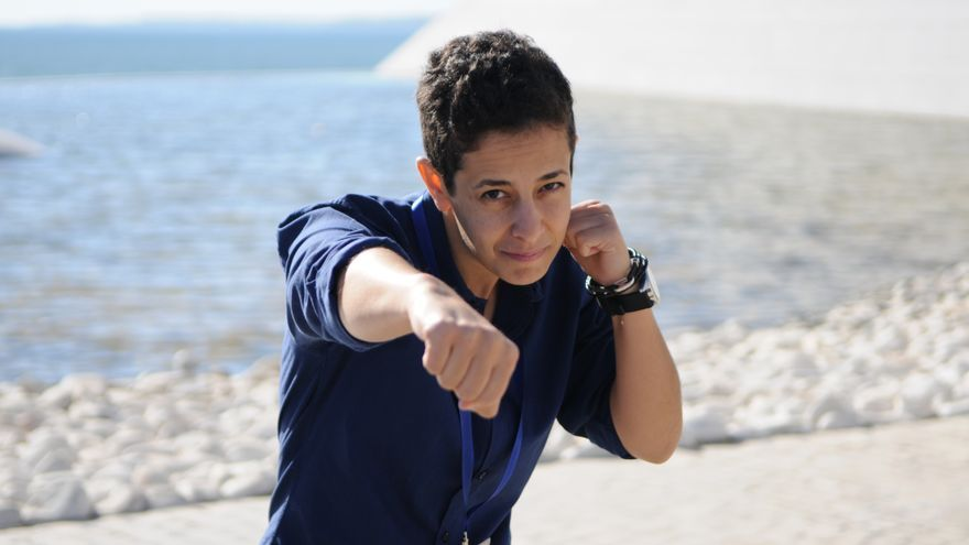 Lina Khalifeh, fundadora de Shefighter.