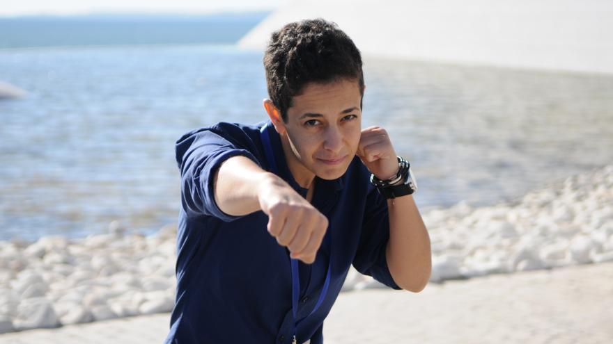 Lina Khalifeh, fundadora de Shefighter.