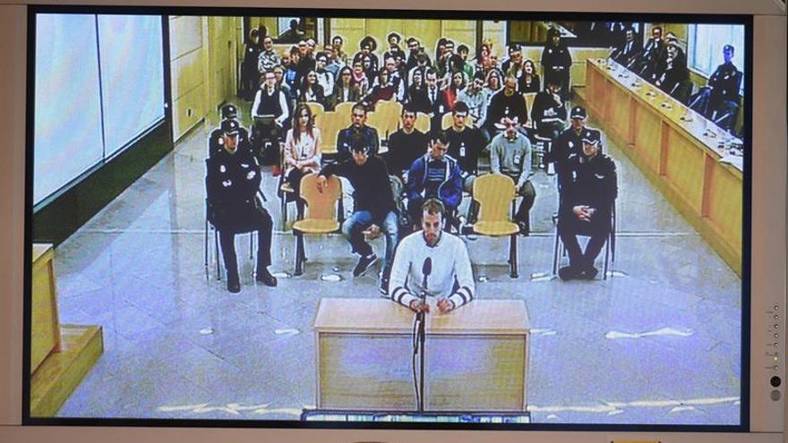 El fiscal recurre la sentencia de Alsasua insistiendo en que fue terrorismo