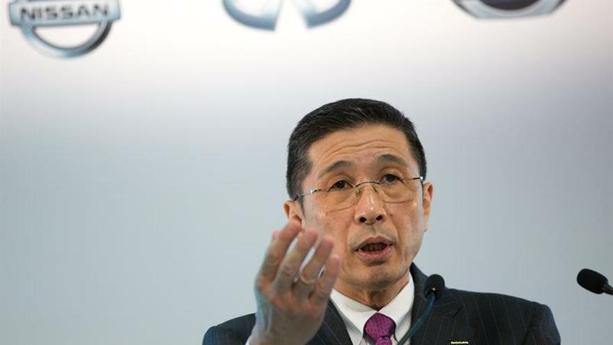 El beneficio neto de Nissan cayó un 94,5 % entre abril y junio pasados