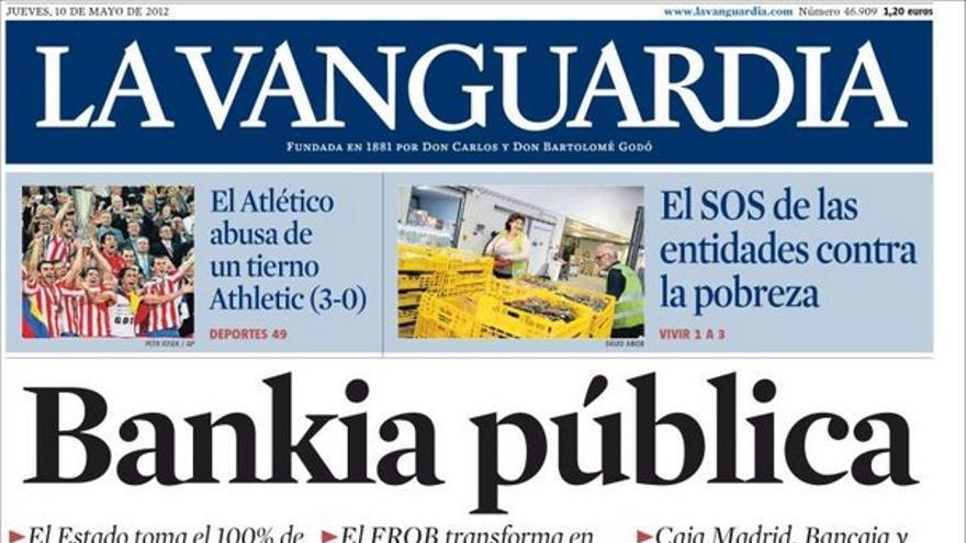 De las portadas del día (10/05/2012) #11