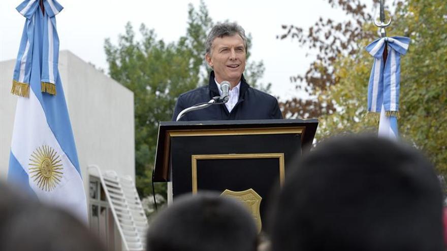 Macri reitera el impulso de una ley de escolarización obligatoria a los tres años