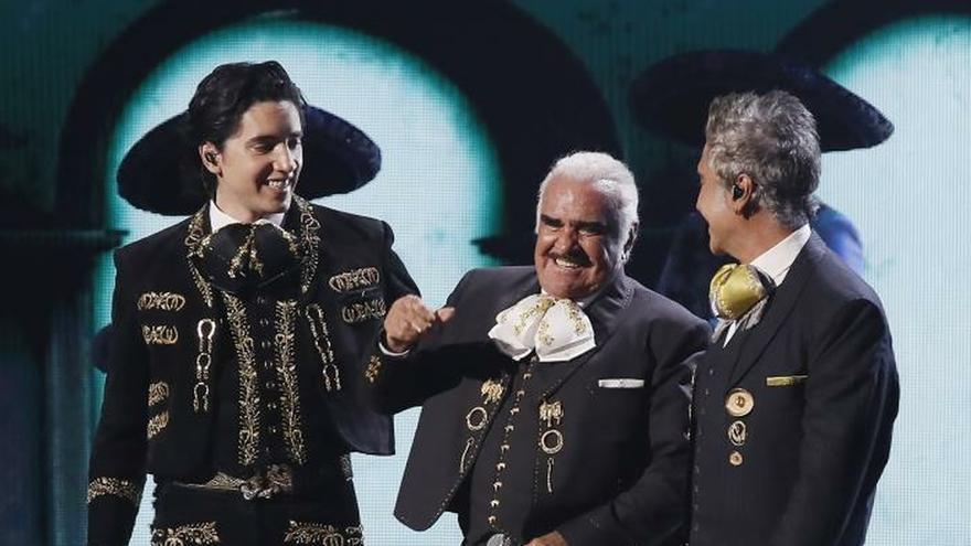 """Alejandro Fernández: """"Dije a mi padre que sería un honor volver a colaborar"""""""