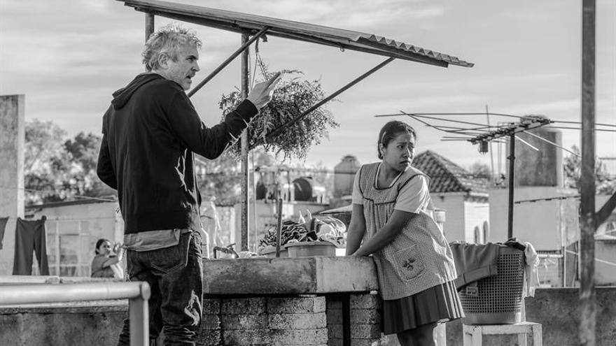 """El Círculo de Críticos de Cine de Nueva York premia a """"Roma"""" como mejor película"""