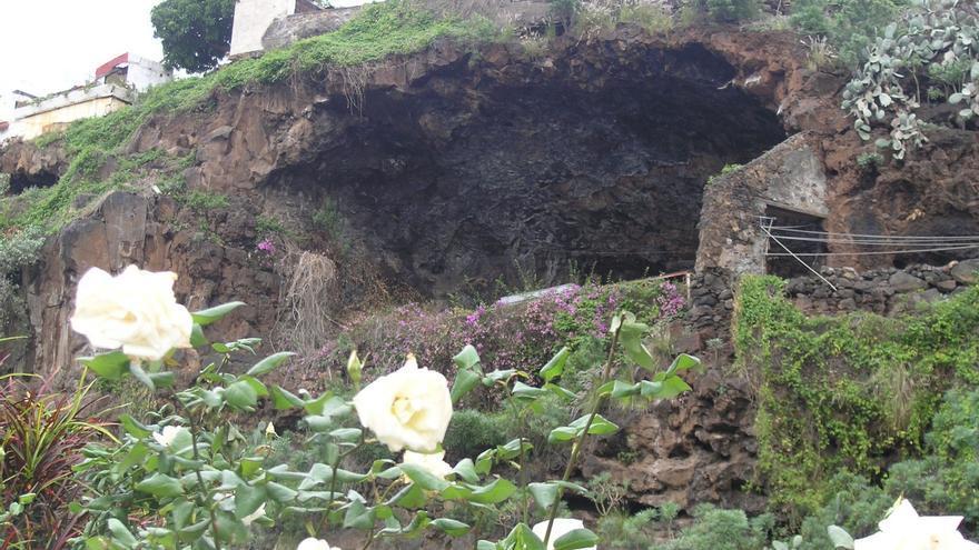 En la imagen, Cueva de Carías.