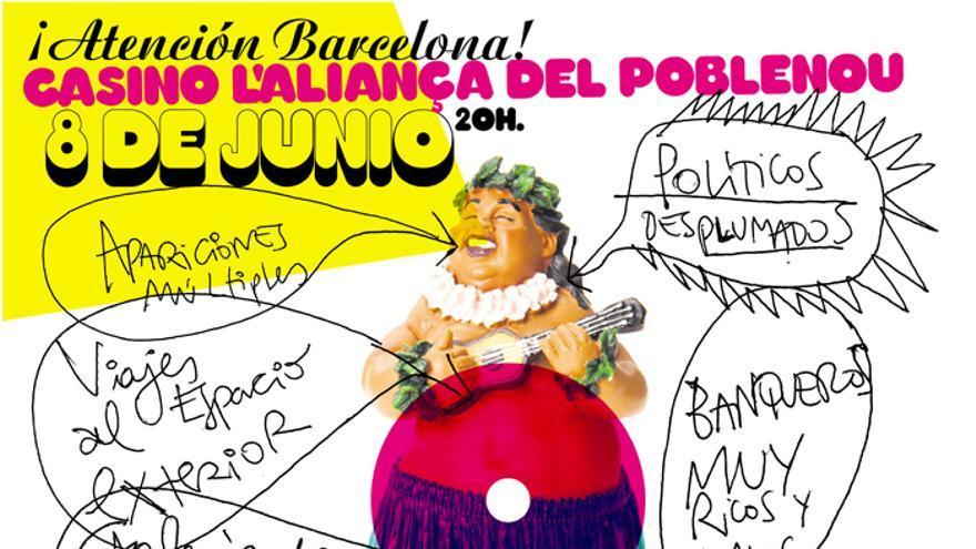 'Mongolia, el musical', en Barcelona