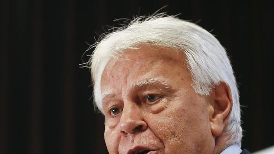 González: Ante propuestas disparatadas, respuestas socialdemócratas del siglo XXI
