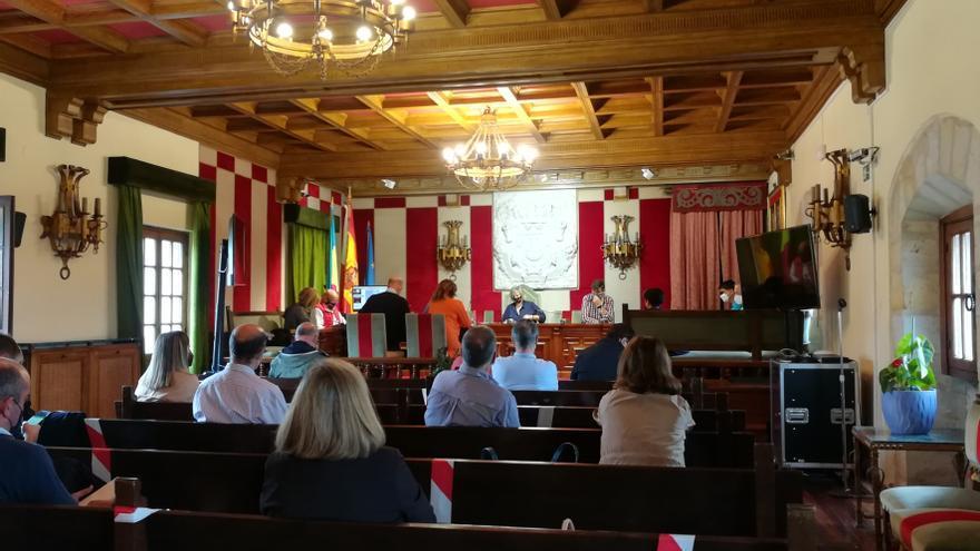 Pleno del Ayuntamiento de Camargo