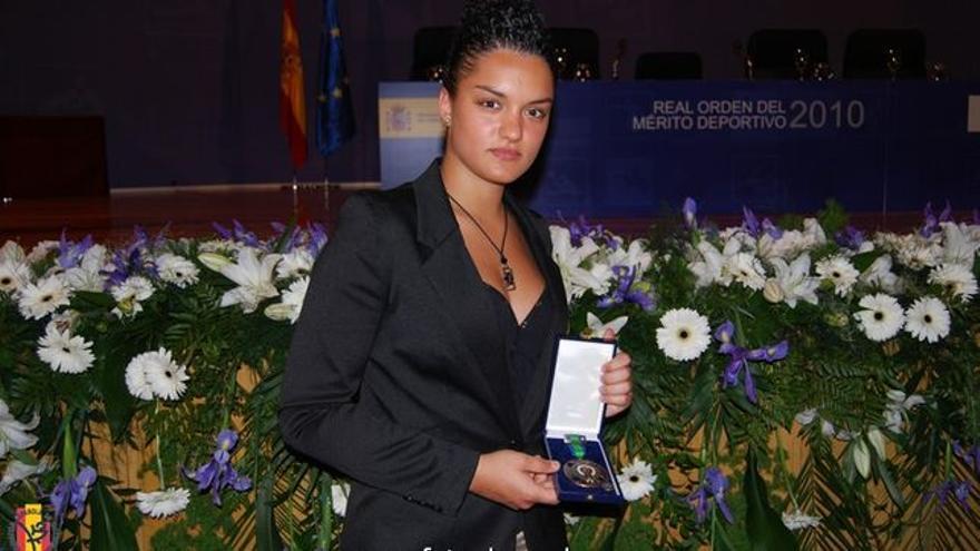 """Rosanna Simón dice que se encuentra en """"buen estado físico y mental""""."""