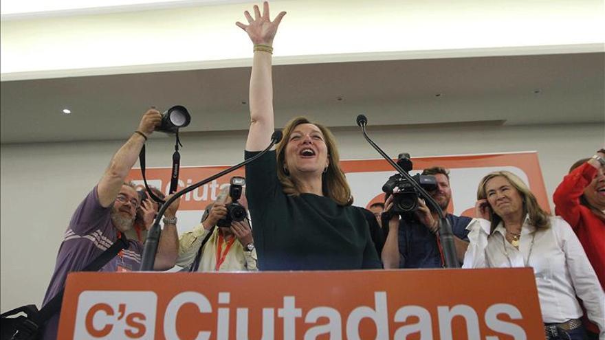 Ciudadanos asegura que no apoyará ni a Colau ni a Trias para la Alcaldía