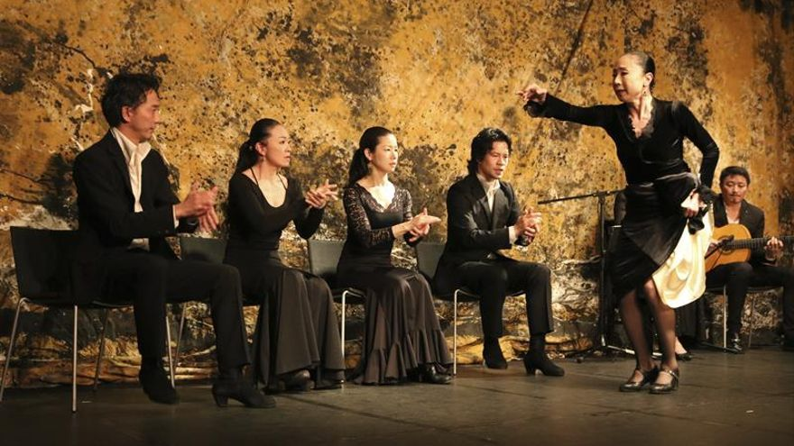 Tokio acoge la cuarta Cumbre Flamenca de Japón dedicada a Chiaki Horikoshi
