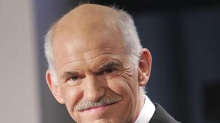 """Papandreu afirma que se enfrentará a la """"pandemia"""" de corrupción"""