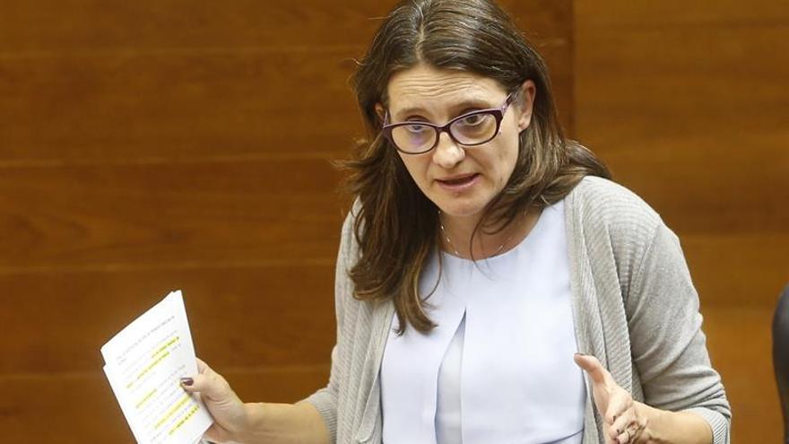 Oltra defiende una Europa social y pide lucha contra la exclusión y la brecha salarial