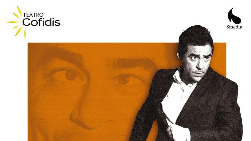 Cartel del espectáculo de Pablo Chiapella