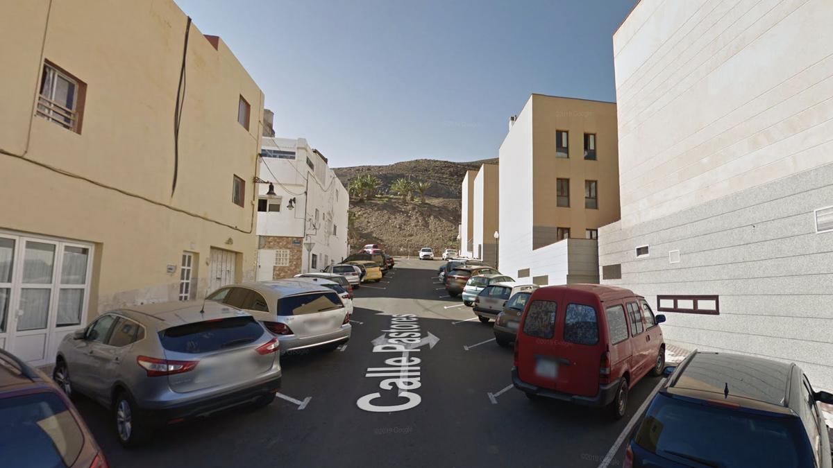 Calle Pastores, en el municipio majorero de Pájara