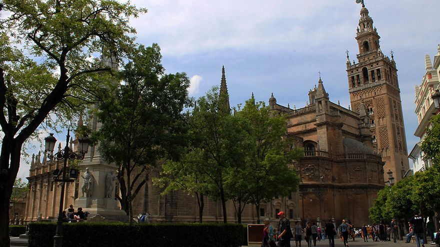 La Catedral de Sevilla. / J.M.B.