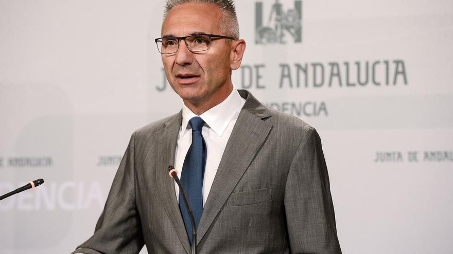 Junta andaluza pide a Iglesias que rectifique por comparar referéndun andaluz con el derecho de autodeterminación