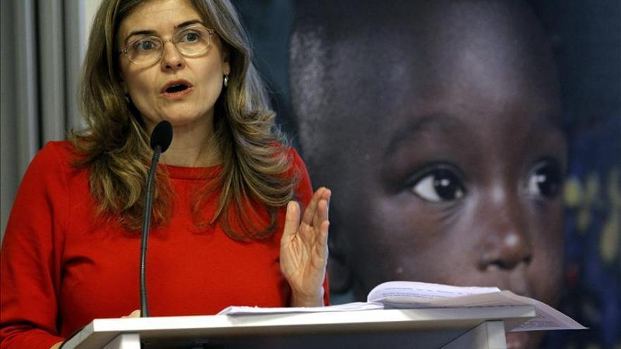 Javier Martos sustituye a Paloma Escudero en la dirección de UNICEF España