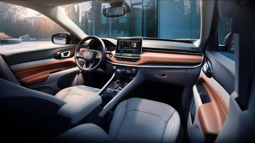El Salón del Automóvil de Chicago estrena la nueva generación de Jeep Compass