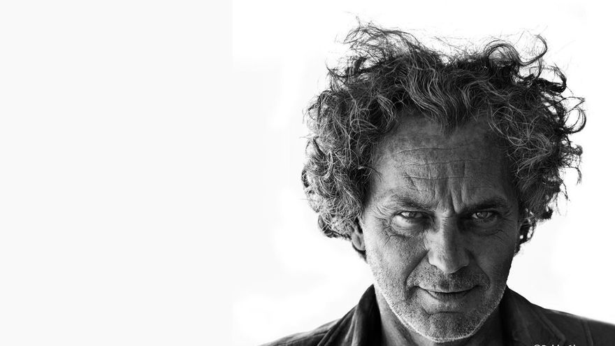 El actor José Coronado caracterizado para su papel en 'Iván el Terrible'. | PABLO ALMANSA