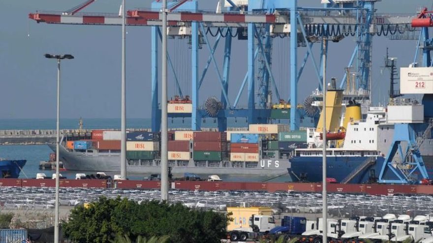 Las exportaciones en Colombia caen un 11,9 % en octubre pasado