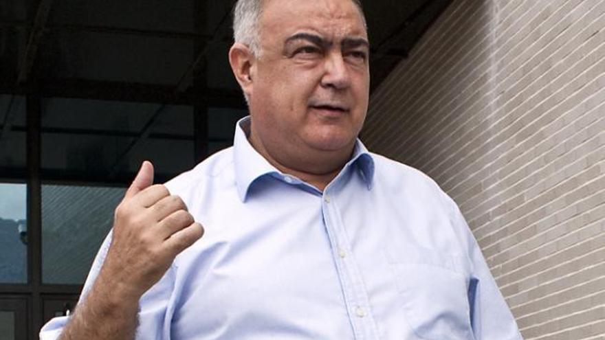 El exedil del PP en Calp Juan Roselló