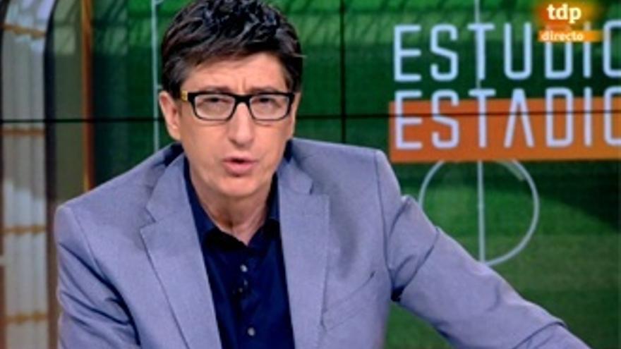 """Cruce de tuits indirectos entre Rivero y Pedrerol, con apelativos como """"tonto"""" y """"vago"""""""
