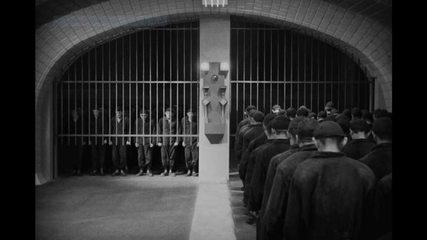 Fotograma de Metrópolis, de Fritz Lang