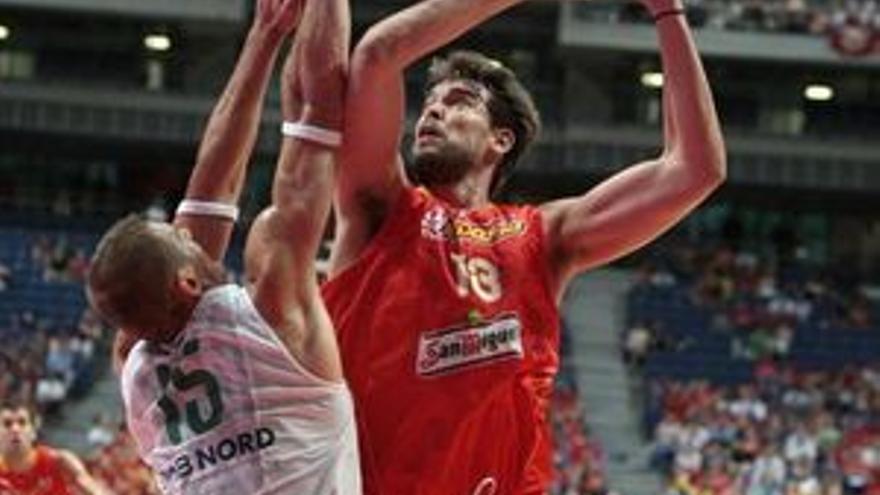 El jugador español Marc Gasol. (EP)