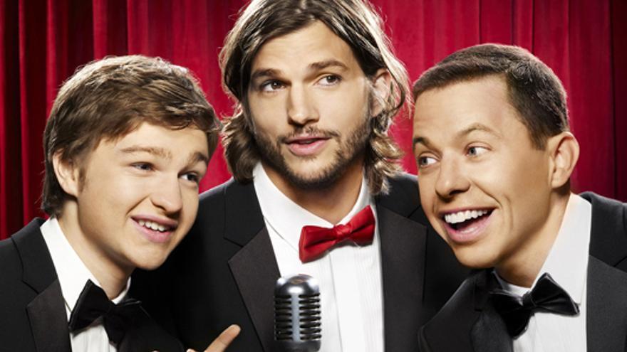 Ashton Kutcher, el mejor pagado de la televisión americana