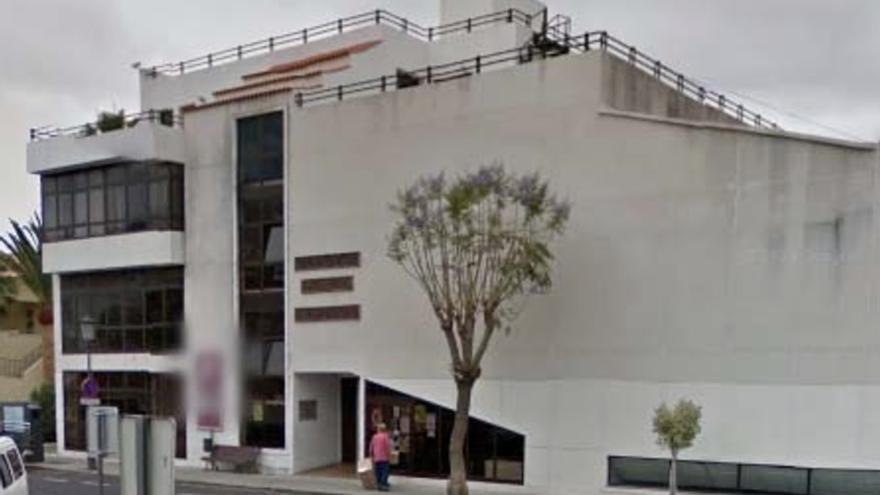 Casa de la Cultura Braulio Martin Hernández de El Paso (Foto Gobierno de Canarias)