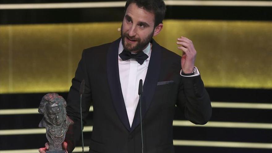 "Dani Rovira, Goya al mejor actor revelación por ""Ocho apellidos vascos"""